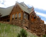 Baehrden Lodge opened to the public for tours in July 2013.