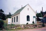 The Pine Grove Community Center is owned and was restored by PECIA.