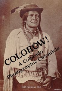 Cover of new book on Chief Colorow by Dr. Beth Simmons.