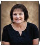 Archivist Ronda Frazier