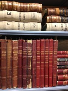In addition to county records, Archives can accept appropriate records from citizens or groups.