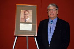 Joe Tempel was honored Oct 20 for his many contributions to Jefferson County's cultural and historical preservation.