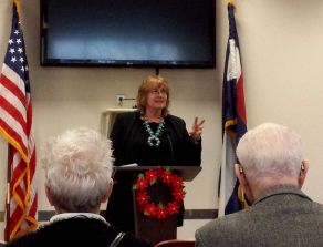 Caren Stanley led the judicial team as part of the joint effort with JCHC.