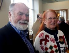 Dick Scudder and Deborah Darnell assisted the project.