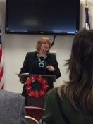 Caren Stanley, 1st Judicial District Administrator