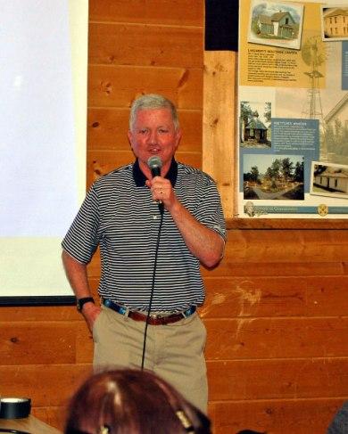 Jefferson County Commissioner Casey Tighe