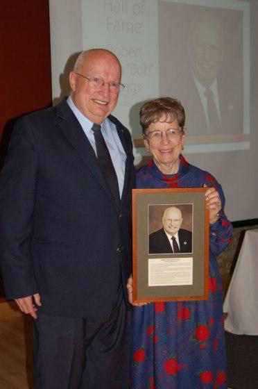 Bob and Shirley Briggs.